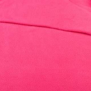 флис малиновый светлый ш.170 оптом