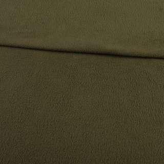 флис оливковый темный ш.160 оптом