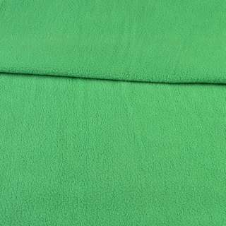Флис зеленый лайм ш.165 оптом