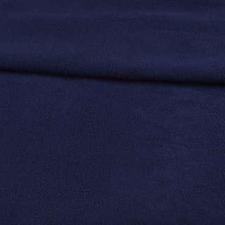 Флис синий темный ш.190 оптом
