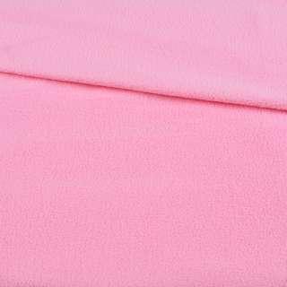 Флис розовый нежный ш.165 оптом