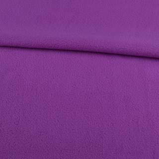 Флис лиловый ш.170 оптом