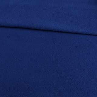 Флис синий ультрамарин светлый ш.170 оптом