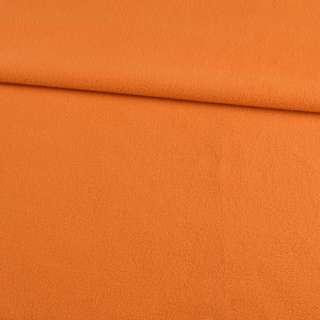 Фліс помаранчевий ш.165 оптом