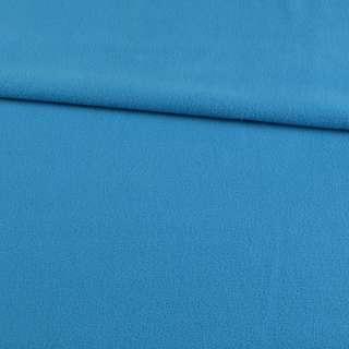 Фліс блакитний яскравий ш.165 оптом