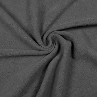 Флис серый, ш.160 оптом