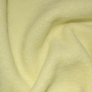 Флис бледно лимонный ш.164 оптом