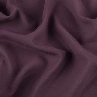 Креп-шифон стрейч фиолетово-серый темный ш.150 оптом