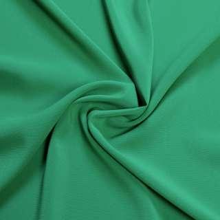 Стрейч шифон зеленый ш.150 оптом
