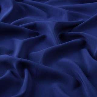 Шифон стрейч синий ультра ш.150 оптом