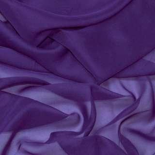 Шифон фиолетовый ш.150 оптом