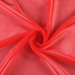Шифон диллон красный ш.150 оптом