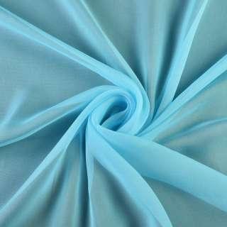 Шифон диллон голубой светлый ш.150 оптом