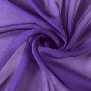 Шифон диллон фиолетовый ш.150 оптом