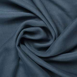 Штапель синьо-сірий ш.140 оптом