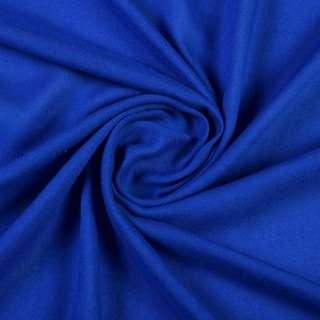 Штапель синій електрик, ш.135 оптом