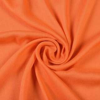 Штапель помаранчевий, ш.140 оптом