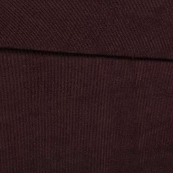 Микровельвет стрейч коричневый ш.155 оптом