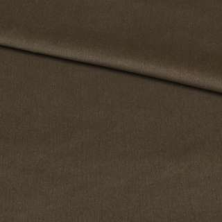 Велюр стрейч коричнево-сірий, ш.160 оптом