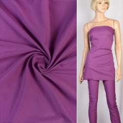 Вискоза стрейч фиолетовая, ш.150