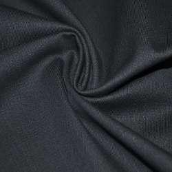Коттон-джинс сине-черный ш.148 оптом