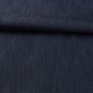 Джинс віскозний синій, ш.150 оптом