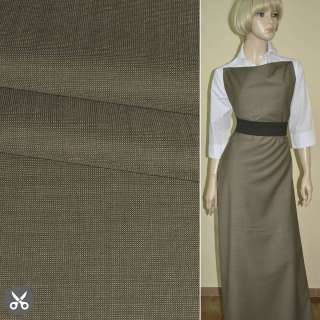 "ткань костюм. св/коричневая ""PHILIPP"" Германия ш.156 оптом"