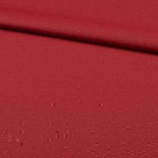Тканина костюмна бордова, ш.150 оптом