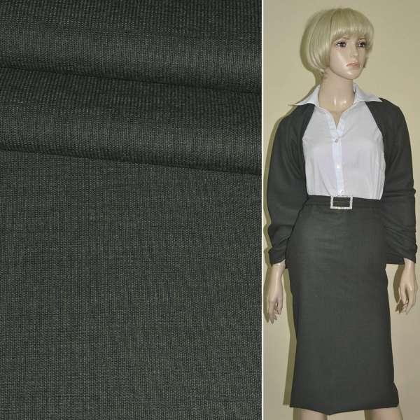 """ткань костюм. серая """"GUABELLO"""" Италия ш.153 оптом"""
