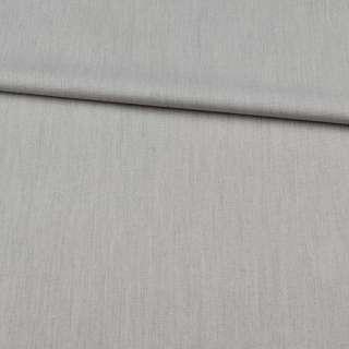 Шерсть костюмна сіра світла ш.157 оптом