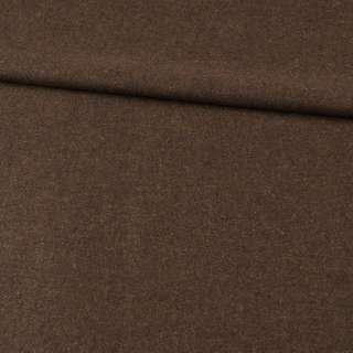 Кашемір вовняний костюмний оливково-коричневий ш.150 оптом