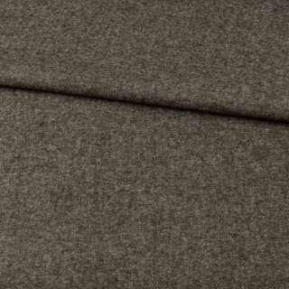 Кашемір вовняний костюмний оливковий темний ш.150 оптом