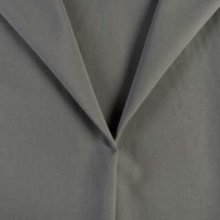 Ткань костюмная серая светлая, ш.155 оптом