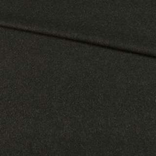 Шерсть костюмная зеленая темная BECKER, ш.150 оптом