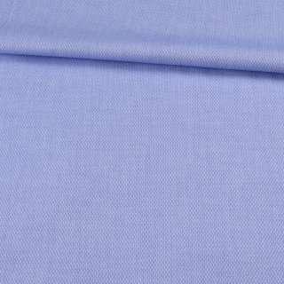 Коттон жаккардовый голубой ш.150 оптом