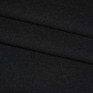 Ткань пальтовая темно-синяя ш.150 оптом