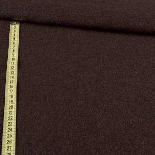 """Лоден """"GERRY WEBER"""" коричневый темный, ш.145 оптом"""