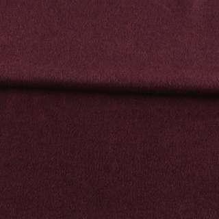 Кашемир пальтовый вишневый ш.150 оптом