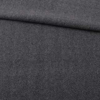 Вовна пальтова Bogner ялинка сіра, ш.155 оптом