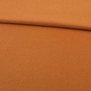 Напіввовна пальтова Mantel помаранчева, ш.150 оптом