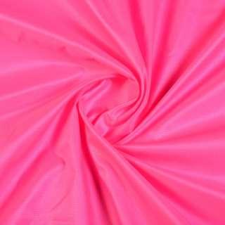 Плащевка рип-стоп 1мм розовая неоновая, ш.150 оптом