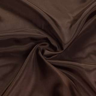 Ацетат коричневый темный, ш.140 оптом