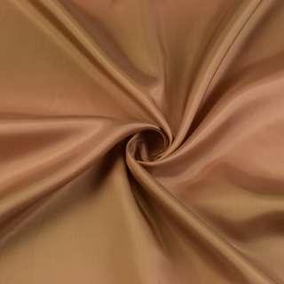 Ацетат бежево-коричневий, ш.140 оптом