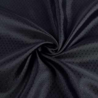 Ацетат черный в мелкие квадратики, ш.152 оптом