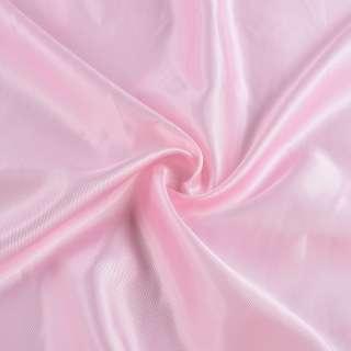 Вискоза подкладочная розовая диагональ, ш.145 оптом