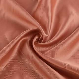 Вискоза подкладочная розово-коричневая диагональ, ш.147 оптом