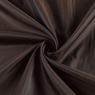 Підкладка поліестер коричнева, ш.149 оптом