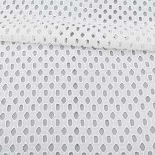 Шиття біле бавовна, ажурні ромби і прямокутники, ш.140 оптом