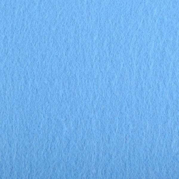 войлок (для рукоделия) ярко-голубой (2мм) ш.100 оптом