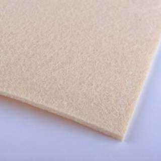 Фетр (для рукоделия) пшеничный (2мм) ш.100 оптом